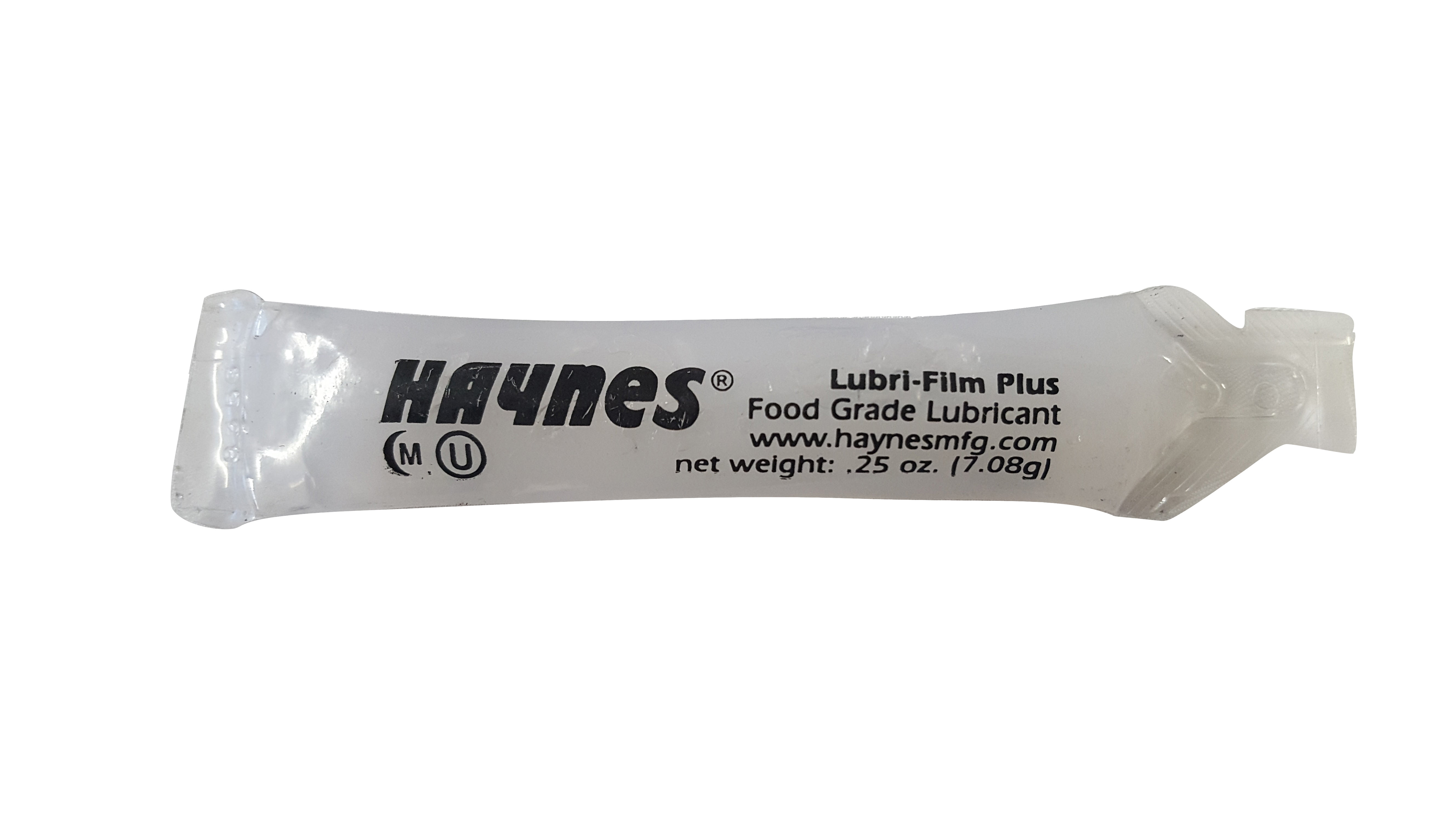 Graxa Alimentícia – Haynes Lubri-Film Plus 13g.