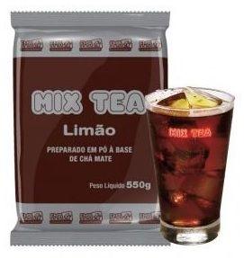 Mix Tea Chá Gelado - 550g - FMB - Limão