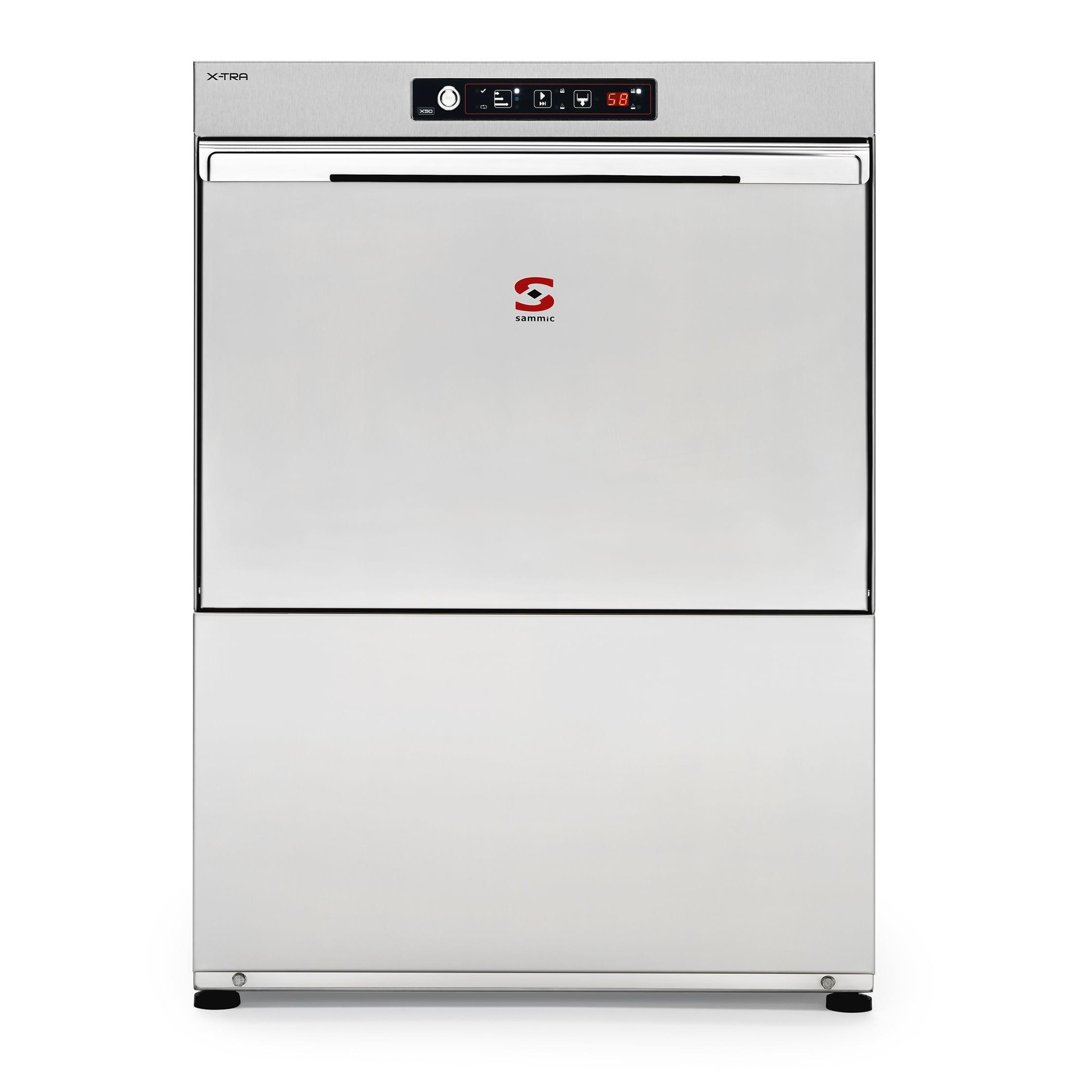 Máquina de Lavar Louças Industrial x-50 - SAMMIC - 220V TRIFÁSICO