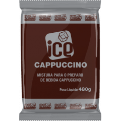 Ice Cappuccino 480g - 10 Pacotes