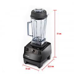 Liquidificador Profissional Vita Prep 3 - 2 L - VITAMIX