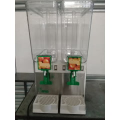 Refresqueira J2.20 - 2 cubas de 20 L - Bras Sulamericana - SEMINOVA